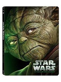 Star Wars: Episode II - Attack of the Clones Steelbook [Blu-ray]