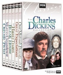 The Charles Dickens Collection, Vol. 1 (Oliver Twist / Martin Chuzzlewit / Bleak House / Hard Times / Great Expectations / Our Mutual Friend)