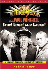 The Three Stooges - Stop! Look! and Laugh!