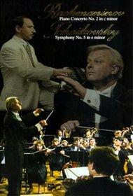 Rachmaninov Piano Concerto No. 2/ Tchaikovsky Symphony No. 5