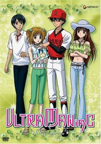 UltraManiac - Magical Love (Vol. 6)