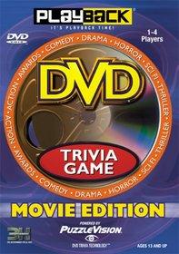Playback DVD Trivia Game:  Movie Edition