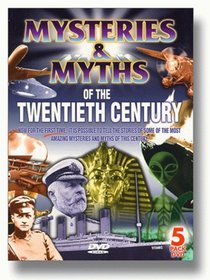 Mysteries & Myths of 20th Century 1-5 (5pc)