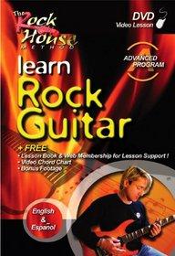 The Rock House Method: Learn Rock Guitar - Advanced Program