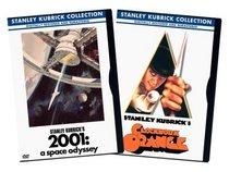 2001 - A Space Odyssey/A Clockwork Orange