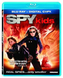 Spy Kids [Blu-ray + Digital Copy]