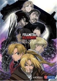 Fullmetal Alchemist The Movie - The Conqueror of Shamballa