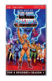 Best of He-Man & The Masters of the Universe 1 [UMD for PSP]