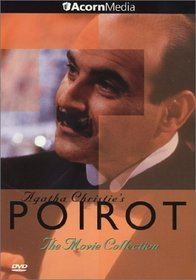 Poirot - The Movie Collection, Set 1 (The ABC Murders / Death in the Clouds / The Mysterious Affair at Styles / One, Two, Buckle My Shoe / Peril at End House)