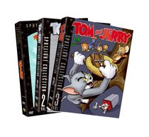 Tom and Jerry: Spotlight Collection, Vol. 1-3