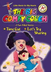 The Big Comfy Couch: Time Out/Let's Try Sharing
