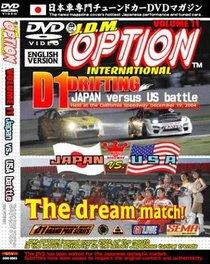 JDM Option: Drifting Japan Vs USA Battle