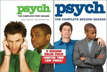 Psych: The Complete First & Second Seasons