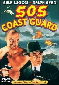 SOS Coast Guard Vol. 1 Chapters 1-6