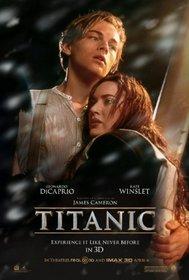 Titanic (Blu-ray 3D / Blu-ray / Digital Copy + UltraViolet Digital Copy)