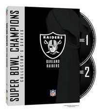 NFL Super Bowl Collection - Oakland Raiders