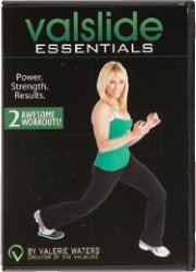 Valslide: Essentials Workout DVD