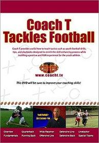 Coach T - Coaching Youth Football 10-set DVD Series - Keys to Winning