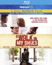 A Walk In My Shoes (3-Disc Bonus Pack Blu-ray + DVD + Soundtrack CD) [Blu-ray]
