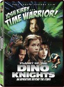 Josh Kirby:Dino Knights