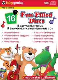Baby Genius 8 Pack