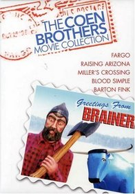 The Coen Brothers Movie Collection (Fargo / Miller's Crossing / Barton Fink / Raising Arizona / Blood Simple)