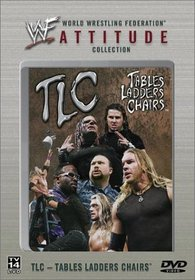 WWE - TLC: Tables Ladders Chairs