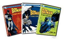 The Batman - The Complete First Three Seasons (DC Comics Kids Collection)