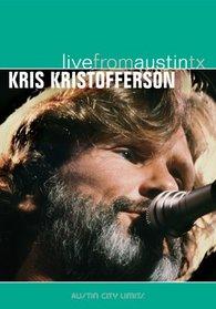 Kris Kristofferson- Live From Austin, TX