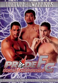 Pride FC Fighting Championships - The Return of the Warriors