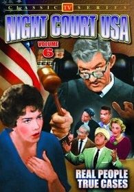 Night Court USA - Volume 6