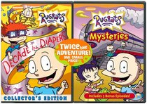 Rugrats: Decade in Diapers/Rugrats: Mysteries