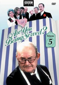 Are You Being Served?, Vol. 5
