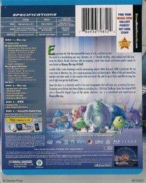 Monsters, Inc. [Blu-ray/DVD Combo] SteelBook