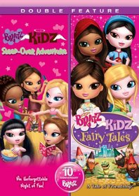 Bratz: Kidz Sleep-Over & Kidz Fairy Tales