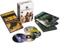 Akira Kurosawa - 4 Samurai Classics (Seven Samurai / The Hidden Fortress / Yojimbo / Sanjuro) - Criterion Collection