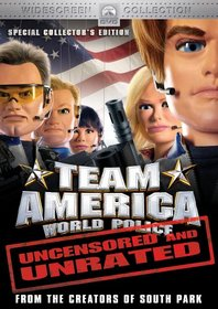Team America: World Police - Unrated (Widescreen Special Collector's Edition)