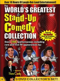 The World's Greatest Stand Up Comedy Collection