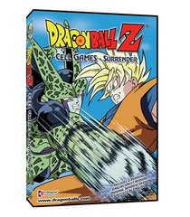 Dragon Ball Z - Cell Games - Surrender