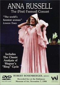 Anna Russell - The (First) Farewell Concert