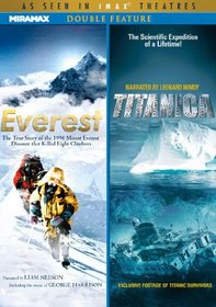 Imax Movies: Everest / Titanica