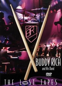 Buddy Rich and His Band: The Lost Tapes