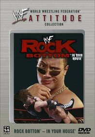 WWE Rock Bottom 1998