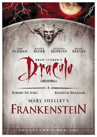 Bram Stoker's Dracula/Mary Shelley's Frankenstein - (Collector's Box Set)