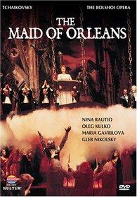 Tchaikovsky - The Maid of Orleans / Rautio, Kulko, Gavrilowa, Gluboky, Krutikov, Mikhajlov, Mishenkin, Nikolsky, Pochapsky, Redkin, Lazarev, Bolshoi Opera