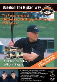 Baseball the Ripken Way DVD 3-Pack