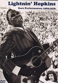 Lightnin' Hopkins: Rare Performances 1960-1979