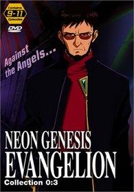 Neon Genesis Evangelion, Collection 0:3 (Episodes 9-11)