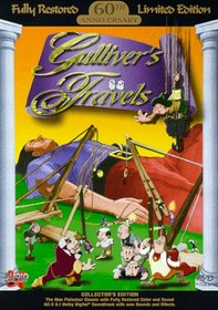 Gulliver's Travels (Fully Restored 60th Anniversary Limited Edition)