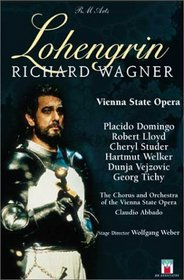 Wagner - Lohengrin / Abbado, Domingo, Lloyd, Studer, Vienna State Opera